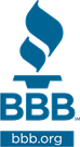 Accredited by BBB: The Better Business Bureau