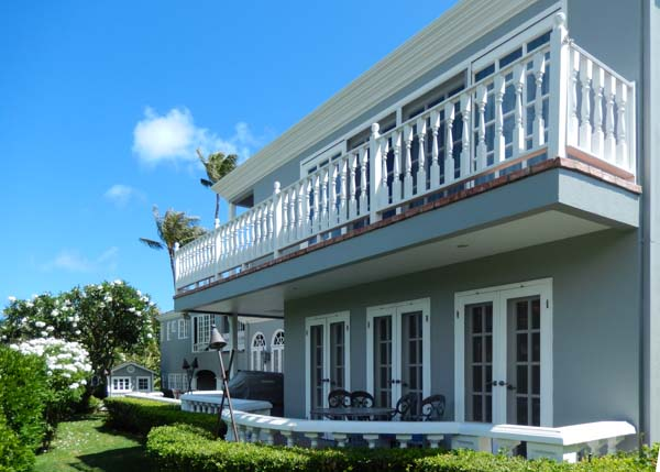 Exterior Home Painting in Kahala